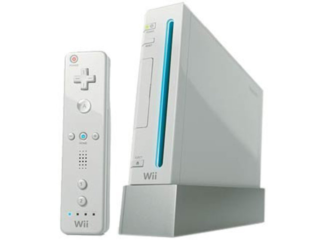 The wii