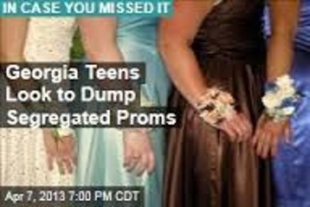 Segregated Prom in Georgia