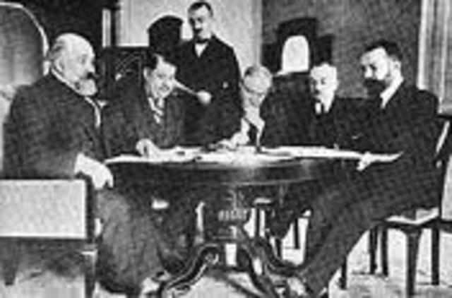 Anglo-French Naval Agreement