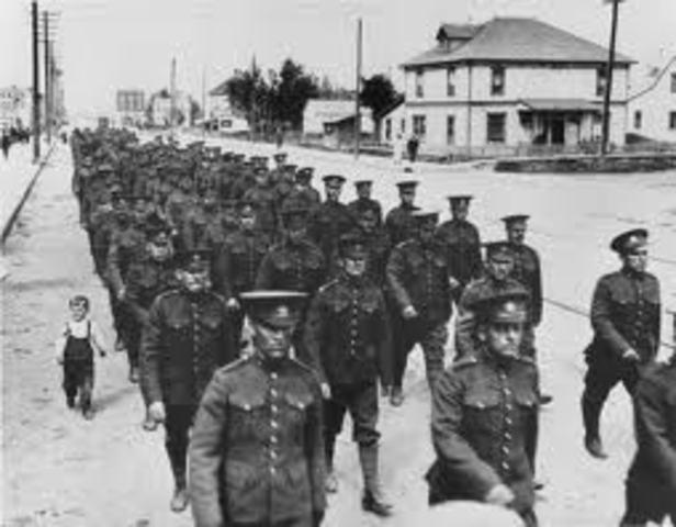Britain declared war on Germany