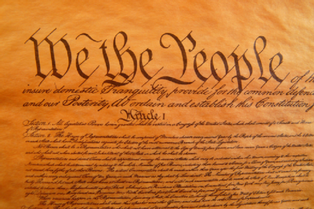 5th Amendment and property rights