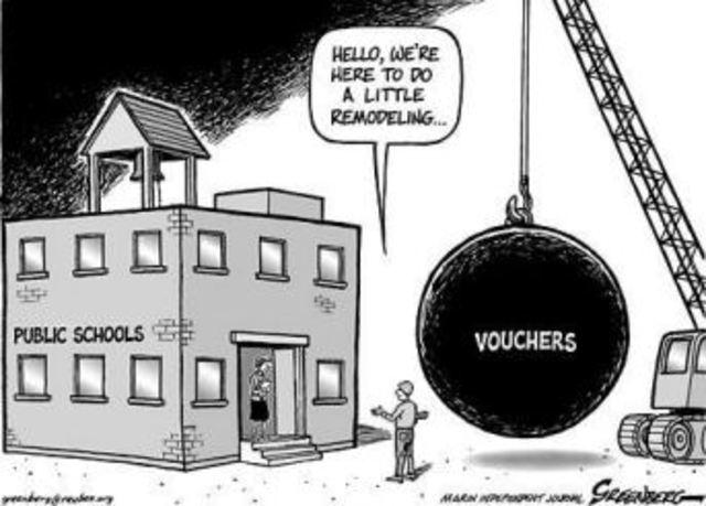 Privatización.