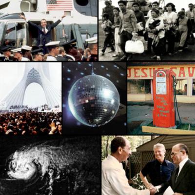 1970's - 1990's timeline