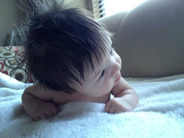 Infancy – Physical (Month 2)