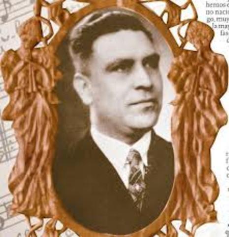 Afinaciones de José María Bonilla Ruano