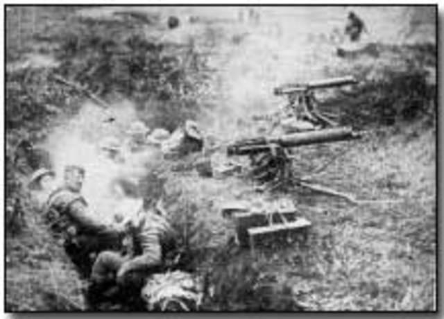 British tanks won a victory at Cambrai
