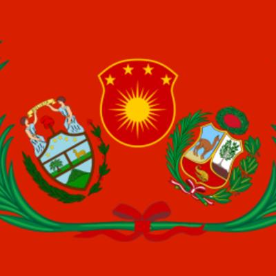 La confederación peruano-boliviana timeline