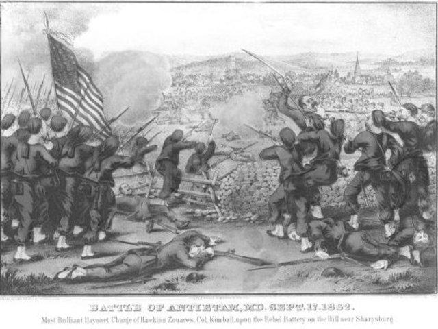 Battle of Antietam, Maryland