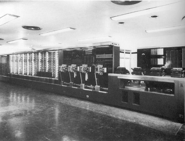 Computadora IBM Mark I