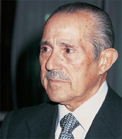 Arias Navarro Presidente