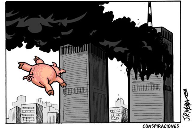 La Gripe Del Porky Pig