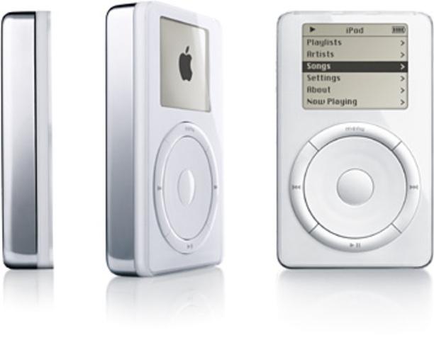 Apple Announces Ipod