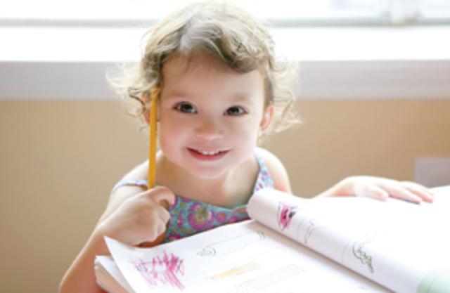 Toddlerhood – Writing (27 months)