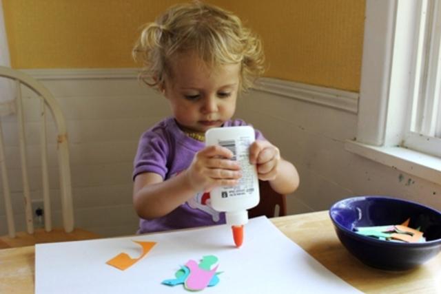 Toddlerhood - Creativity (30 Months)