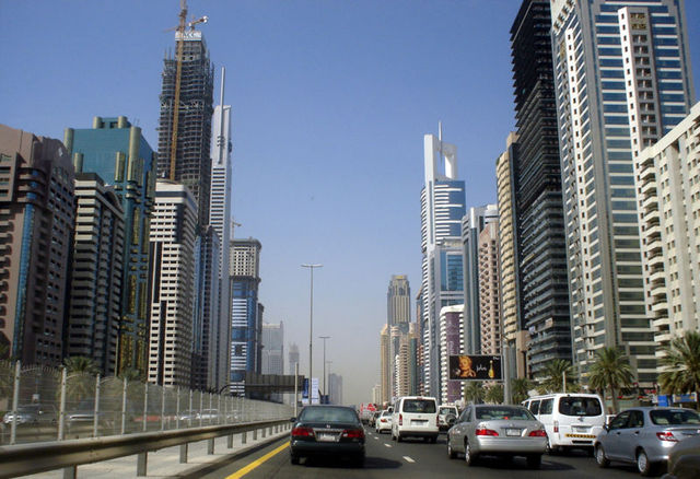 Dubai La Ciudad Del Futuro (Donde van a Estudiar Mis hijos)