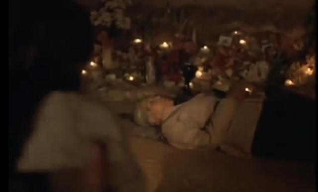 La muerte de Nacha