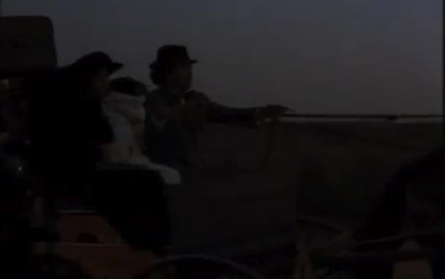 Rosaura, Pedro y Roberto dejan el rancho