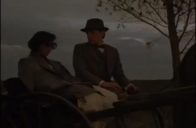 Doctor Brown lleva a Tita a su casa