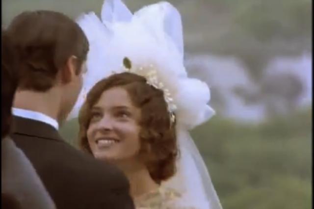 Esperanza y Alex se casan