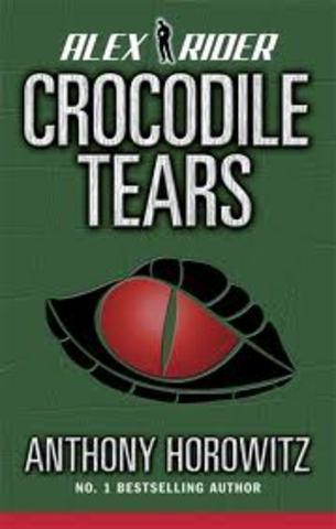 Crocodile Tears, by Anthony Horowitz