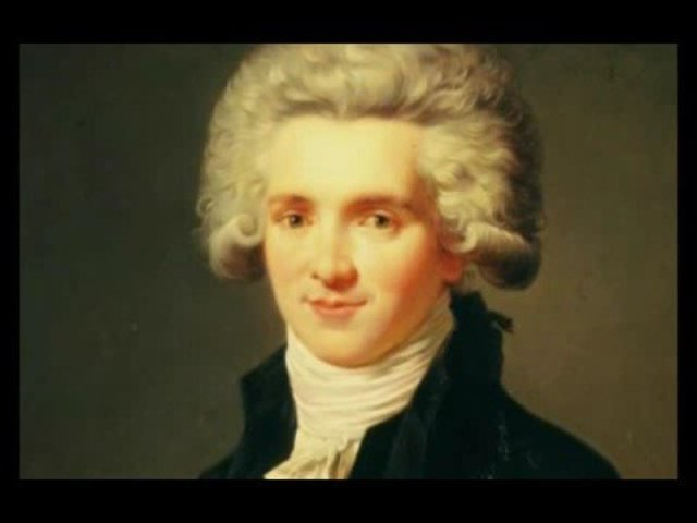 Maximillian Robespierre (1758 - 1794)