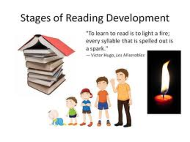Stage Models of Reading