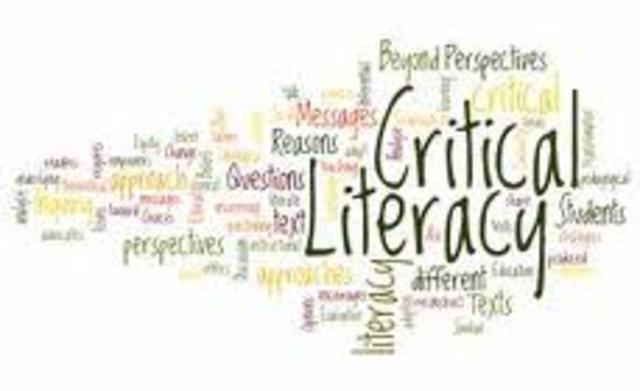 Critical Literacy Theory