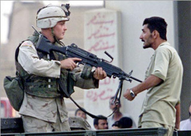 Invasion Irak