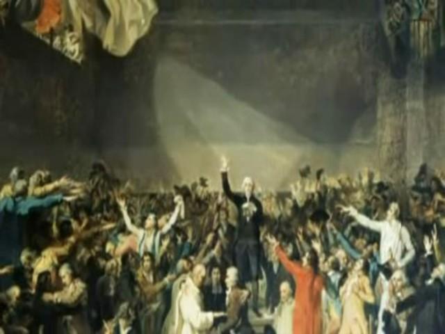 Asamblea Nacional , el 9 Julio de 1789 se tranforma en Asamblea Constituyente