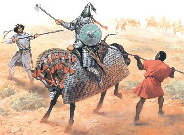 The Battle of Ninevah