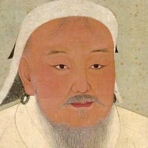 Temujin becomes Genghis Khan
