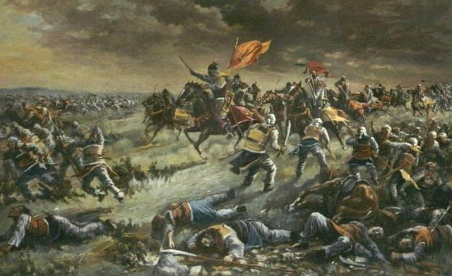 Battle of Muye