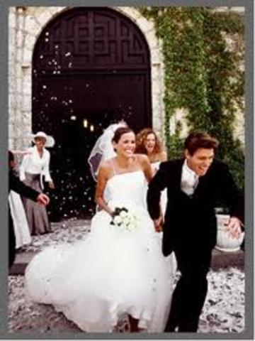 Important Milestones- Marriage