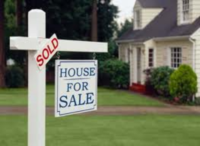 Important Milestones- Buying a House