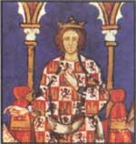 """Naixement Alfons X """"el savi"""""""