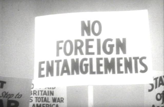 1935 Neutrality Acts passed by US Congress