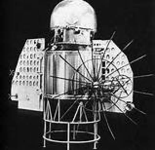 Venera 1 Launched