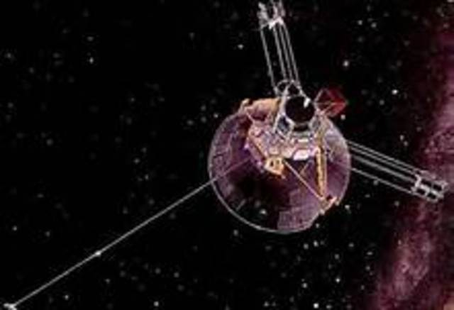 Pioneer 10 Launched