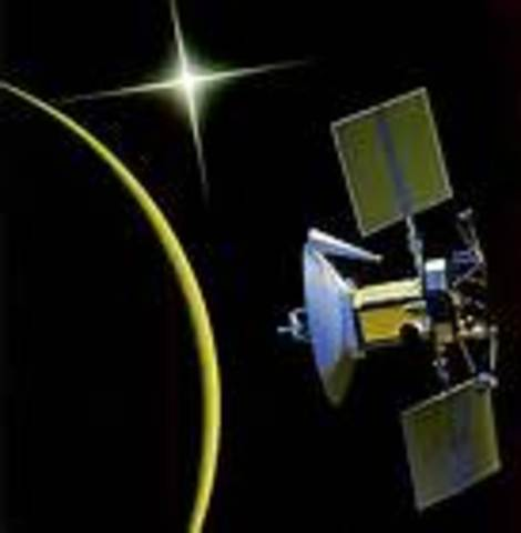 The Magellan Space Probe Launches