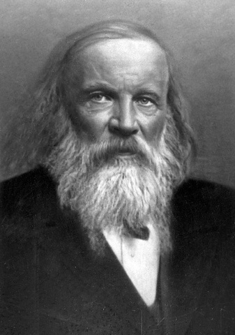Mendeleev was born
