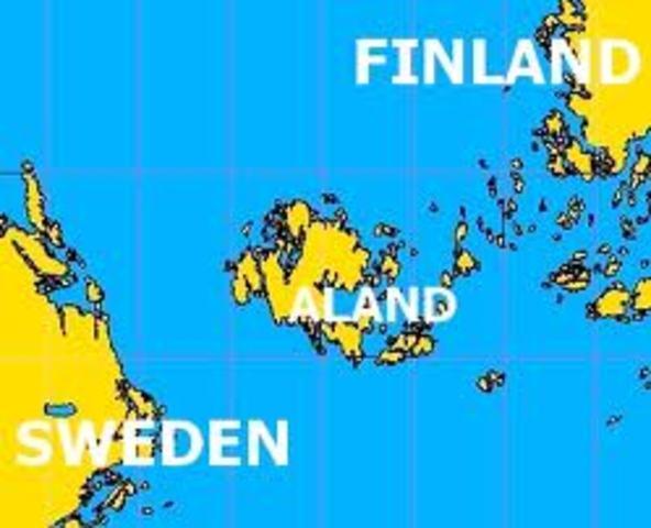 The Aaland Islands