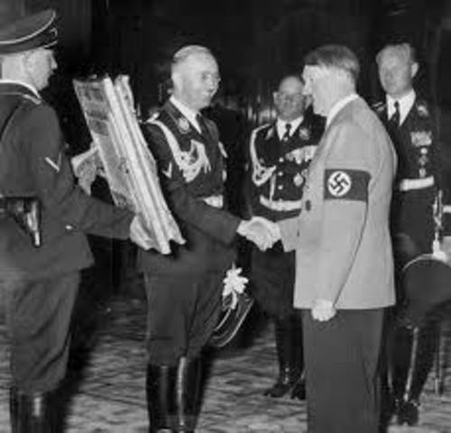 Nazi-Soviet Pact was signed by Hitler and Stalin