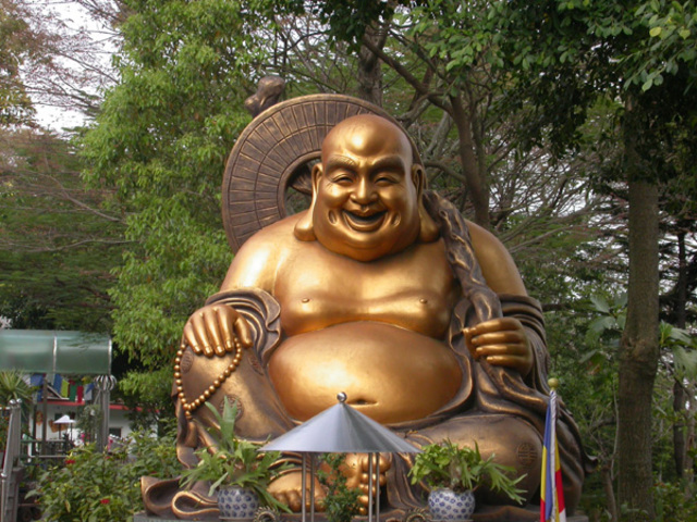 Buddhism Becomes a Famous Religion in China