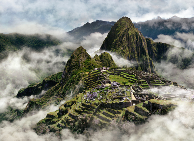 New empires in Andes.