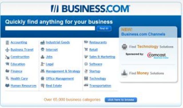 Primer buscador de negocios Buusiness