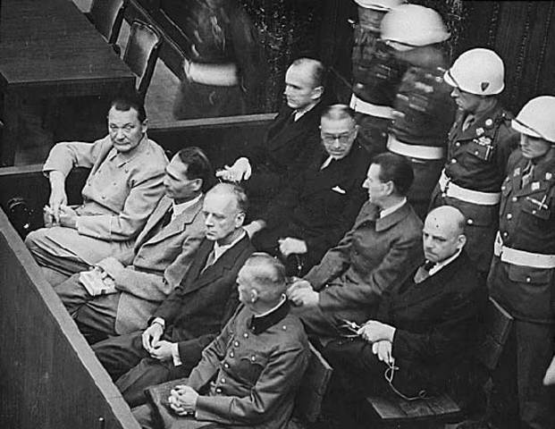 Chapter 18 Section 3 Nuremberg Trials