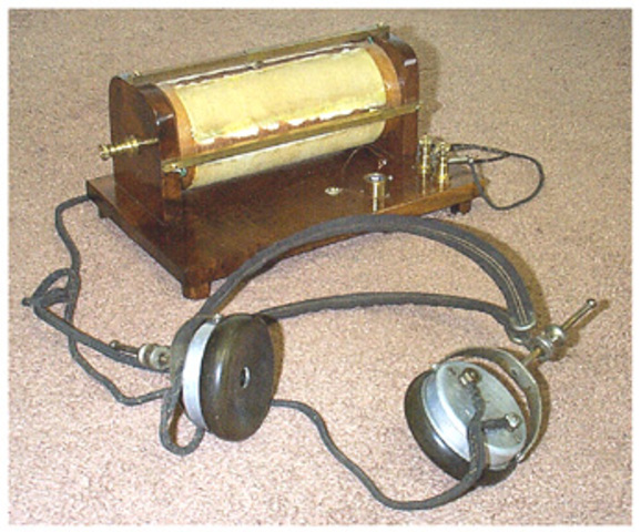 Invention of the Radio Station