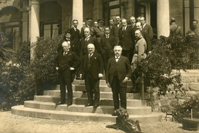 Genoa Conference