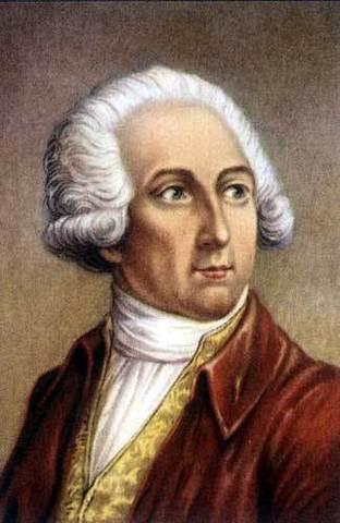 Lavoisier was born.
