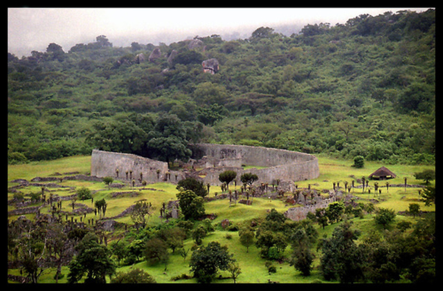 Great Zimbabwe is finshed